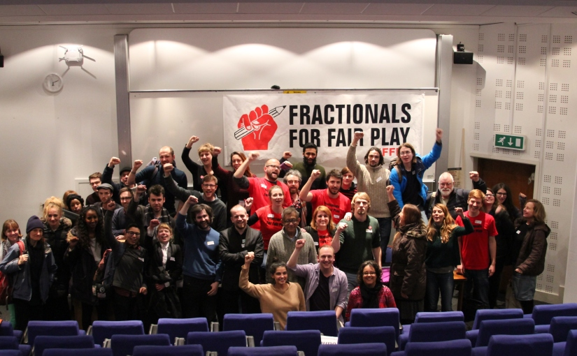 Open Organising Meeting: 6pm Tuesday 26 May,KCL