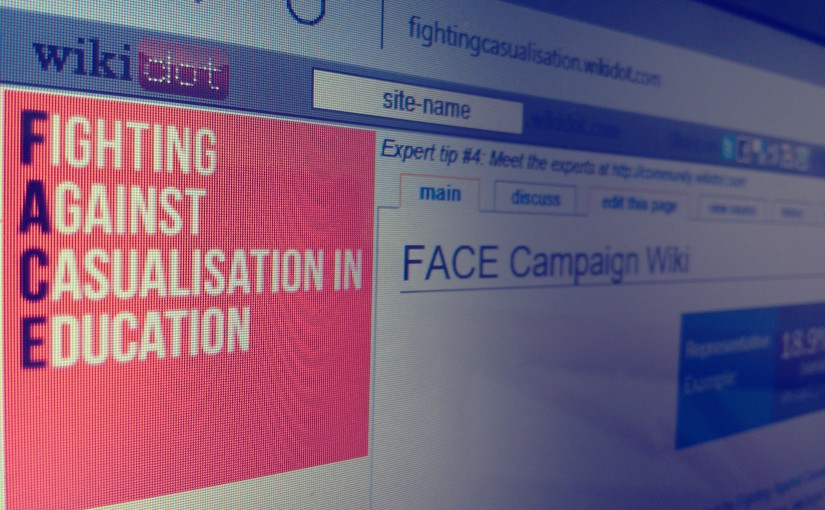 How to Start an Anti-Casualisation Campaign